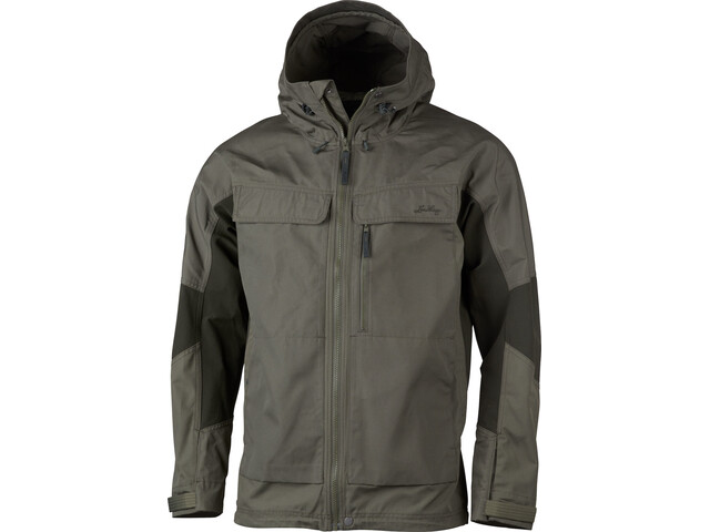 Lundhags Authentic Veste Homme, forest green/dark forest